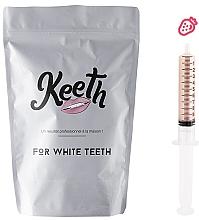 Духи, Парфюмерия, косметика Набор сменных картриджей для отбеливания зубов - Keeth Strawberry Refill Pack