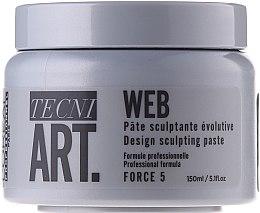 Парфумерія, косметика Паста моделююча для дизайну - L'oreal Professionnel Tecni.art A-Head Web Force 5
