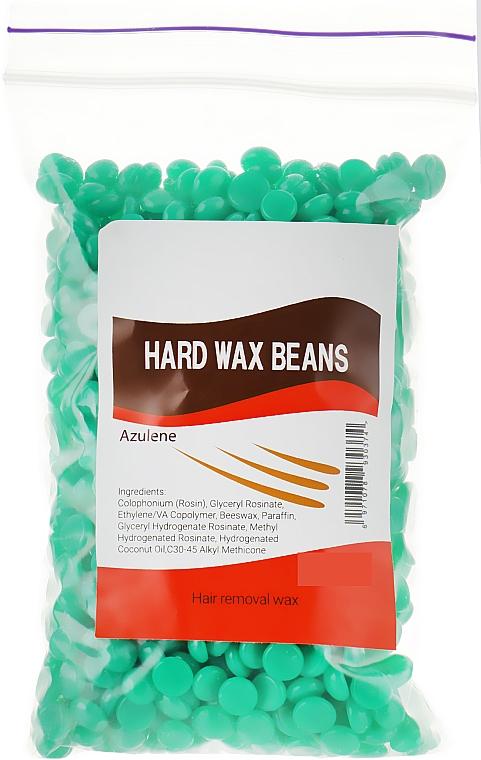 """Пленочный воск в гранулах """"Azulene"""" - Hard Wax Beans"""