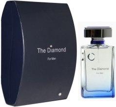Духи, Парфюмерия, косметика Cindy C. Diamond For Men - Парфюмированная вода (тестер с крышечкой)