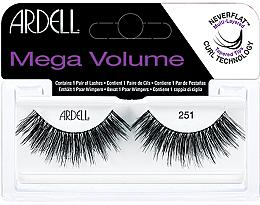 Духи, Парфюмерия, косметика Накладные ресницы - Ardell Eyelashes Mega Volume 251