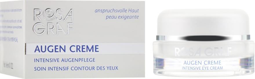 Крем для контура глаз против старения - Rosa Graf Blue Line Intensive Eye Cream