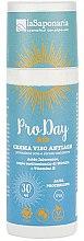 Духи, Парфюмерия, косметика Солнцезащитный крем для лица - La Saponaria Pro Day Spf30