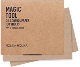 Духи, Парфюмерия, косметика Матирующие салфетки для лица - Holika Holika Magic Tool Oil Control Paper