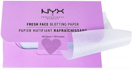 """Духи, Парфюмерия, косметика Салфетки для лица """"Blemish Control"""" - NYX Professional Makeup Blotting Paper"""