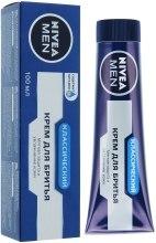 """Крем для бритья """"Классический"""" - Nivea For Men Mild Shaving Cream — фото N3"""