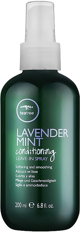Увлажняющий несмываемый спрей - Paul Mitchell Tea Tree Lavender Mint Conditioning Leave-In Spray
