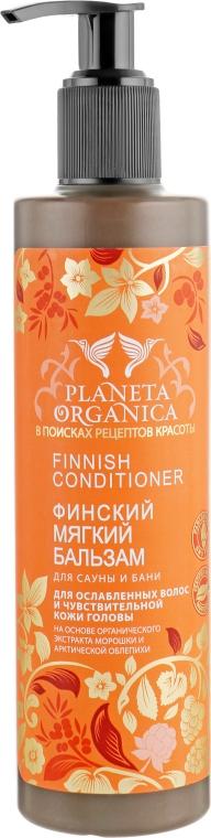 """Бальзам """"Финский мягкий"""" - Planeta Organica Finnish Conditioner"""