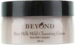 Очищающий крем для лица - Beyond Rice Milk Mild Cleansing Cream — фото N3