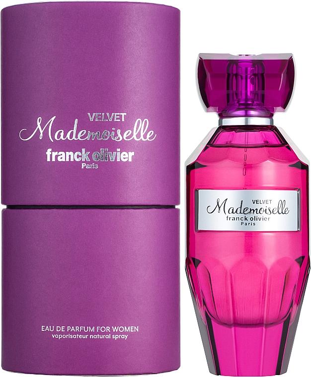Franck Olivier Mademoiselle Velvet - Парфюмированная вода