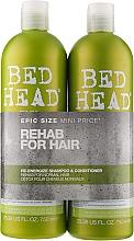 Духи, Парфюмерия, косметика Набор - Tigi Bed Head Rehab For Hair Kit (shm/750ml + cond/750ml)