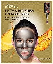 Духи, Парфюмерия, косметика Гидрогелевая маска для лица - 7th Heaven Renew You Detox Replenish Hydrogel Mask