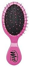 Духи, Парфюмерия, косметика Расческа компактная, розовая - Wet Brush Mini Squirt Classic