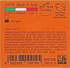 Масло для загара SPF 6 - L'Erbolario Olio Solare Elasticizzante Con Calendula, Jojoba And Mallo di Noce — фото N3