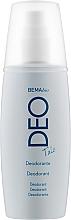 Духи, Парфюмерия, косметика Дезодорант-спрей пролонгированного действия с тальком - Bema Cosmetici Bio Deo Deodorant