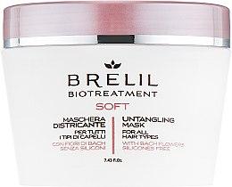 Духи, Парфюмерия, косметика Маска для непослушных волос - Brelil Bio Treatment Soft Untangling Mask