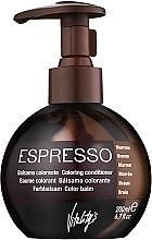 Духи, Парфюмерия, косметика Бальзам с окрашивающим эффектом - Vitality's Art Espresso