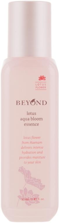 Эссенция для лица - Beyond Lotus Aqua Bloom Essence — фото N1