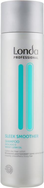 Шампунь для разглаживания волос - Londa Professional Sleek Smoother Shampoo