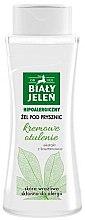 Духи, Парфюмерия, косметика Крем-гель для душа, экстракт конского каштана - Bialy Jelen Cream Shower Gel Horse Chestnut
