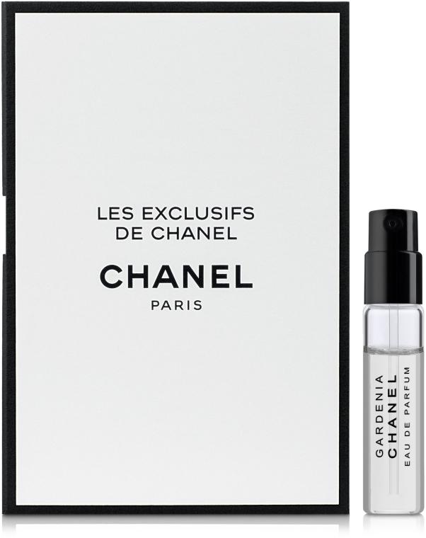 Chanel Les Exclusifs de Chanel Gardenia - Парфюмированная вода (пробник)