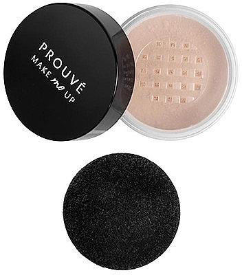 Минеральная рассыпчатая пудра - Prouve Illuminated Skin Powder