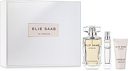 Духи, Парфюмерия, косметика Elie Saab Le Parfum - Набор (edt/90ml + edt/10ml + b/lot/30ml)