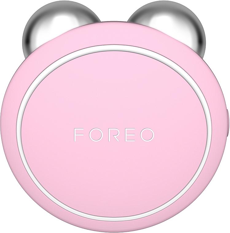Устройство для массажа и укрепления кожи лица - Foreo Bear Mini Pearl Pink