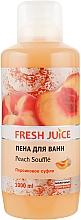 Парфумерія, косметика Піна для ванни - Fresh Juice Pach Souffle