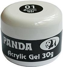 Духи, Парфюмерия, косметика Полигель для ногтей в банке - Panda Acrylic Gel