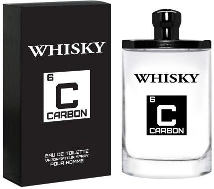 Духи, Парфюмерия, косметика Evaflor Whisky Carbon Pour Homme - Туалетная вода
