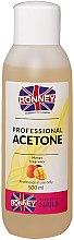 "Средство для снятия лака ""Манго"" - Ronney Professional Acetone Mango — фото N2"