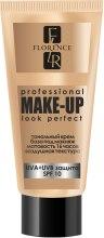 Духи, Парфюмерия, косметика Тональный крем - Florence Professional Make-Up Look Perfect