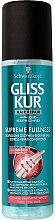 Духи, Парфюмерия, косметика Спрей-кондиционер для волос - Schwarzkopf Gliss Kur Supreme Fullness