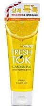 "Духи, Парфюмерия, косметика Зубная паста ""2080 Fresh Tok Lemon&Lime"" - Aekyung"