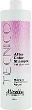Духи, Парфюмерия, косметика Шампунь после окрашивания с экстрактом цитрусовых - Mirella Professional Tecnico After Color Shampoo