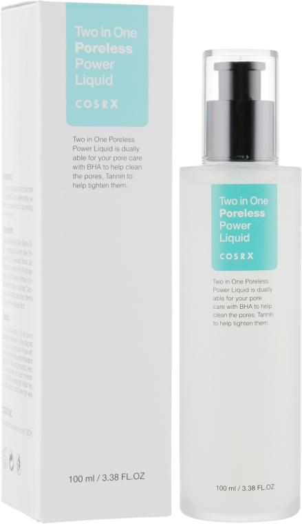 Cosrx Two in One Poreless Power Liquid - Эссенция для сужения пор: купить по лучшей цене в Украине | Makeup.ua