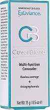 Духи, Парфюмерия, косметика Многофункциональный консилер для лица - Exuviance Cover Blend Multi-Function Concealer