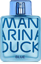 Духи, Парфюмерия, косметика Mandarina Duck Blue - Туалетная вода (тестер с крышечкой)