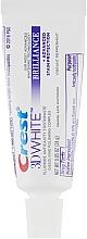 Духи, Парфюмерия, косметика Отбеливающая зубная паста - Crest 3D White Brilliance Vibrant Peppermint Whitening Toothpaste