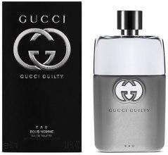 Духи, Парфюмерия, косметика Gucci Guilty Eau Pour Homme - Туалетная вода
