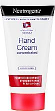 Духи, Парфюмерия, косметика Концентрированный крем для рук - Neutrogena Norwegian Formula Concentrated Unscented Hand Cream