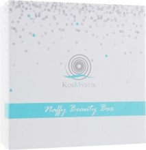 Духи, Парфюмерия, косметика Набор - Kosmystik Happy Beauty Box (sham/200ml + cond/200ml + b/lotion/200ml + f/cr/25ml + f/cr/25ml)