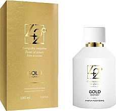 Парфумерія, косметика 42° by Beauty More Gold Extasy Pour Femme - Парфумована вода