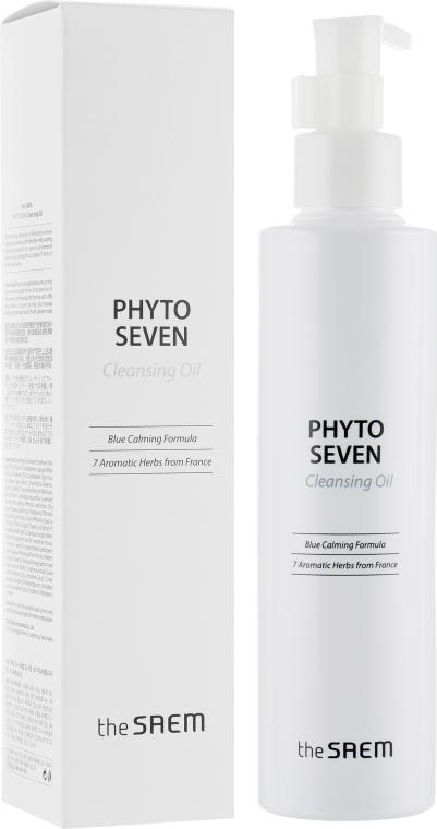 Гидрофильное масло на травах - The Saem Phyto Seven Cleansing Oil