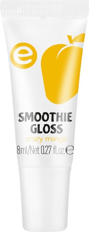 Увлажняющий блеск для губ - Essence Smoothie Gloss