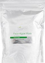Духи, Парфюмерия, косметика Альгинатная маска для лица со спирулиной - Bielenda Professional Algae Spirulina Face Mask (запасной блок)