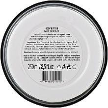 "Масло для тела ""Белый шоколад"" - Organic Shop Body Butter Organic White Choco & Shea — фото N7"