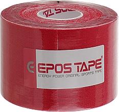 "Духи, Парфюмерия, косметика Кинезио тейп ""Красный"" - Epos Tape Original"