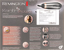 Фен для волос - Remington AC8820 Keratin Protect — фото N6